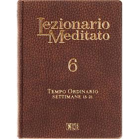 Lezionario Meditato vol. 6 s1