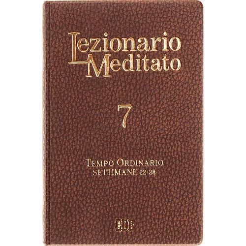 Lezionario Meditato vol. 7 1