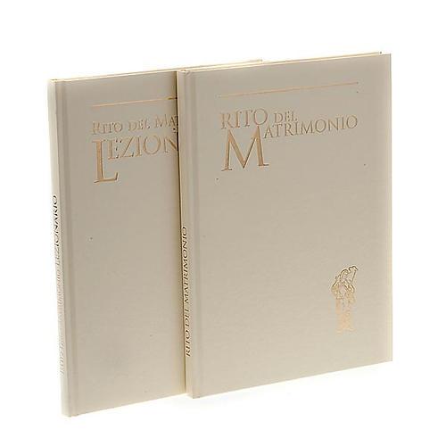 rituel du mariage, 2 vol. ITA 1