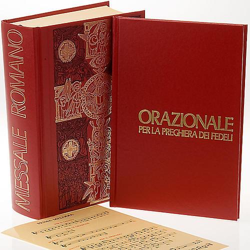Missel romain édition réduite ITA 2