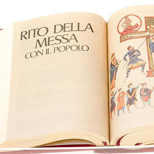 Missel romain édition réduite ITA 4