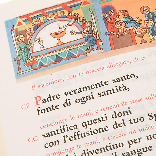 Missel romain édition réduite ITA 5