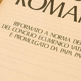 Messale Romano edizione ridotta s6