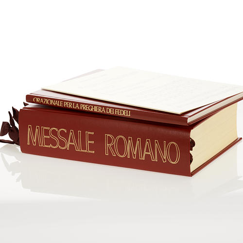 Roman Missal extended edition 1