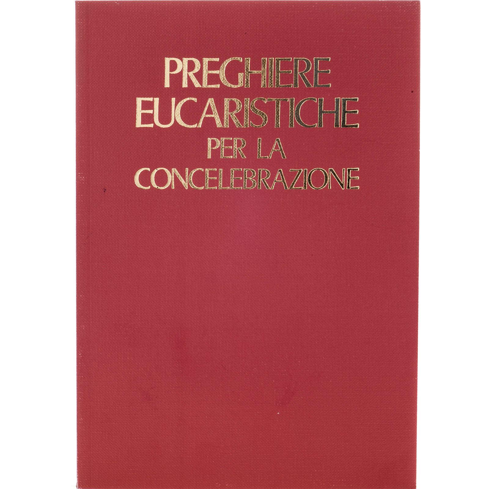 Preghiere eucaristiche per la Concelebrazione 4