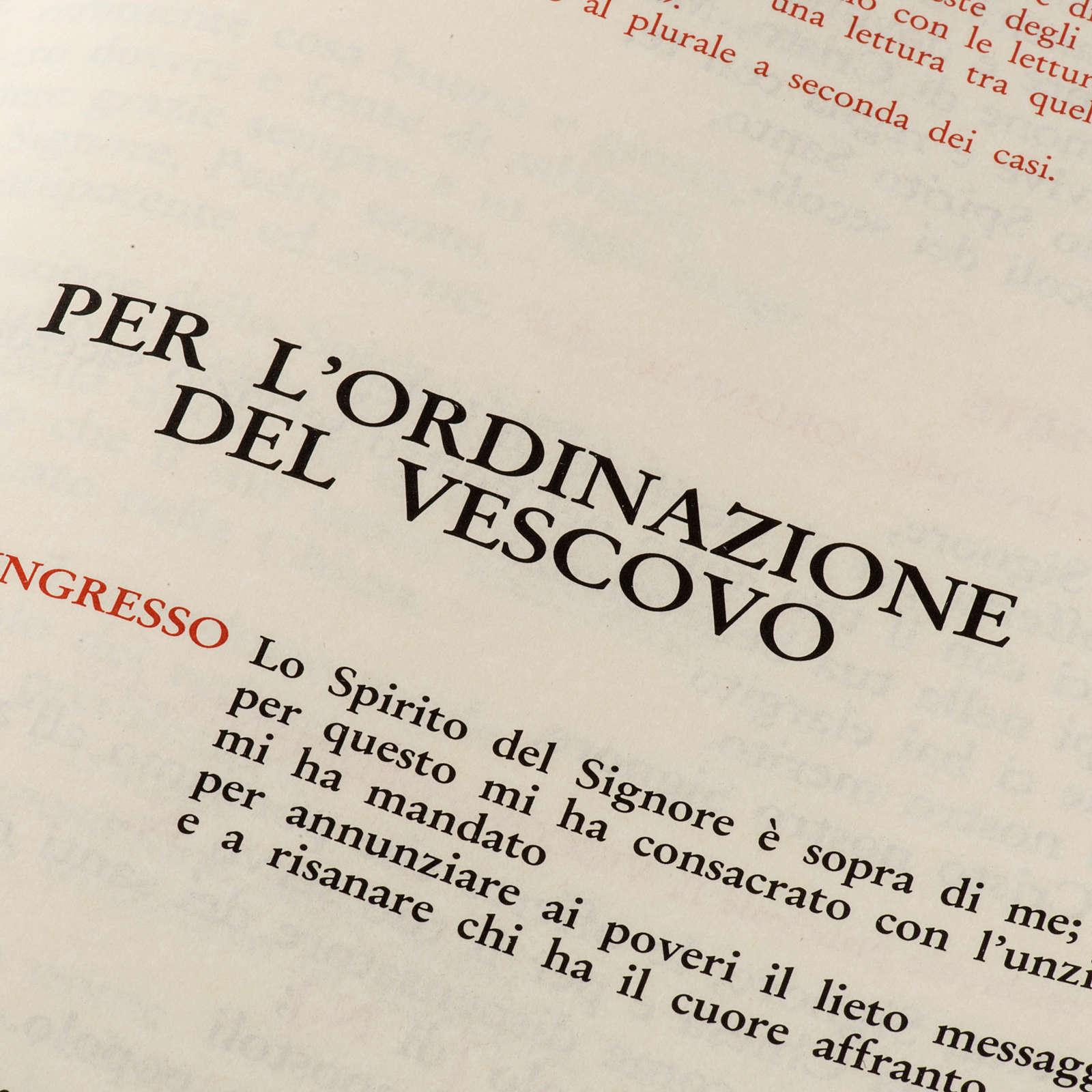 Ordinazione del Vescovo, dei Presbiteri, dei Diaconi 4
