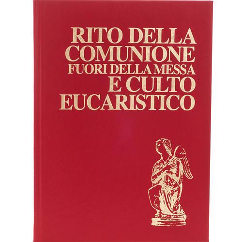 Rito della Comunione fuori dalla Messa e Culto Eucaristico 1