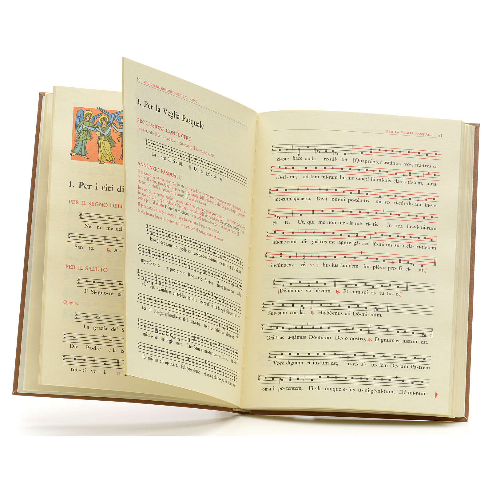Melodie per il rito della messa e altri riti 4