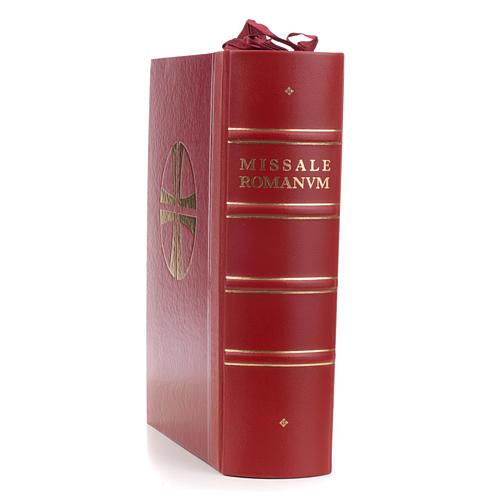Missale Romanum editio typica tertia 2008, Editora Vaticana (idioma: LATÍM) 2