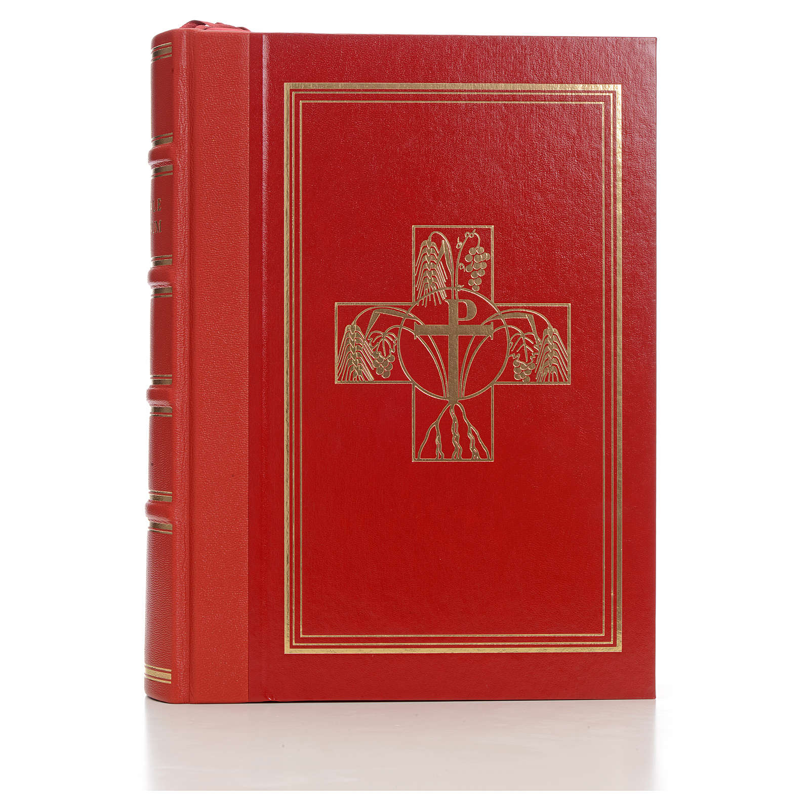 Misal Romano en latín - Missale romanum ex decreto SS.Concilii Tridentini R. S. P. C. R. 4