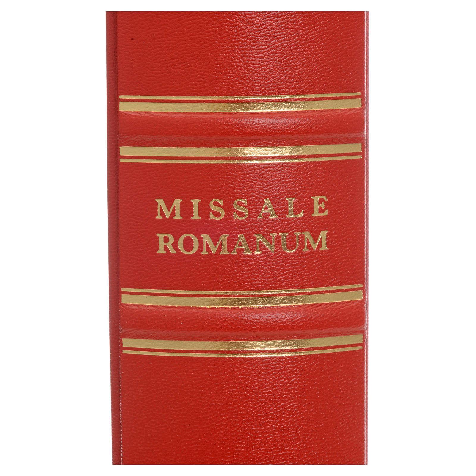 Missale romanum ex decreto SS.Concilii Tridentini R. S. P. C. R. 4