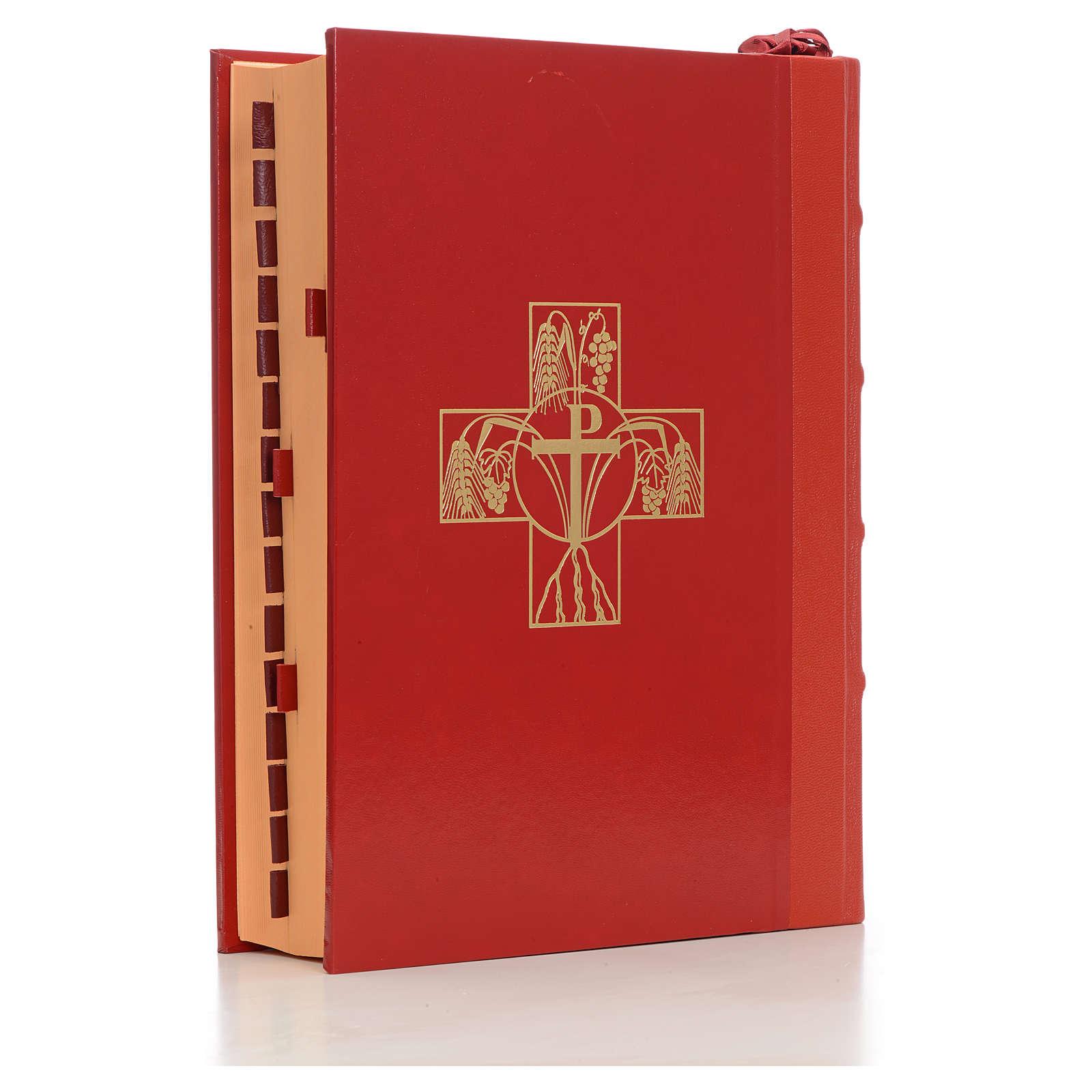 Missale romanum ex decreto SS.Concilii Tridentini R. S. P. C. R. - Missal em LATÍM 4