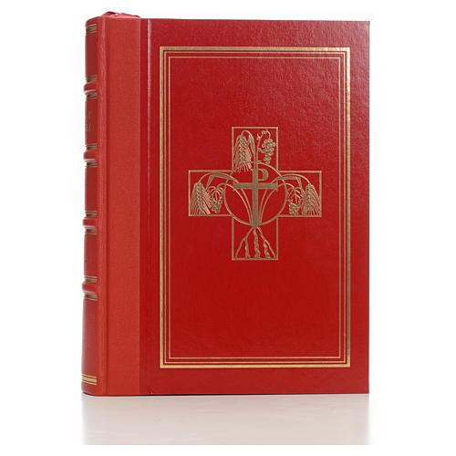 Missale romanum ex decreto SS.Concilii Tridentini R. S. P. C. R. - Missal em LATÍM 1