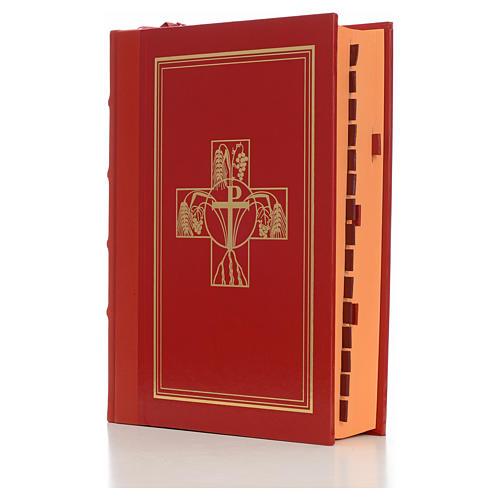 Missale romanum ex decreto SS.Concilii Tridentini R. S. P. C. R. - Missal em LATÍM 2