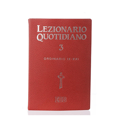 Lezionario quotidiano 3 1