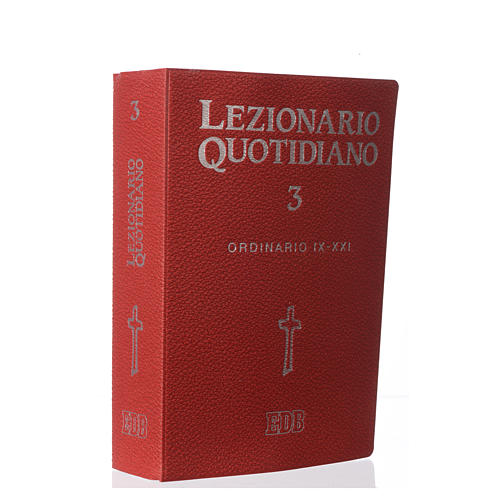 Lezionario quotidiano 3 2