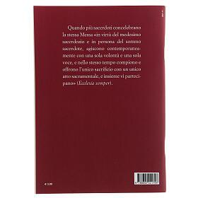 Preghiere Eucaristiche per la Concelebrazione III EDIZIONE tascabile s2