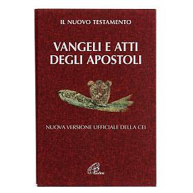 Evangelium und Apostelgeschichte. Neue Ausgabe. s1