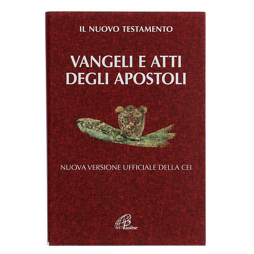 Evangelium und Apostelgeschichte. Neue Ausgabe. 1