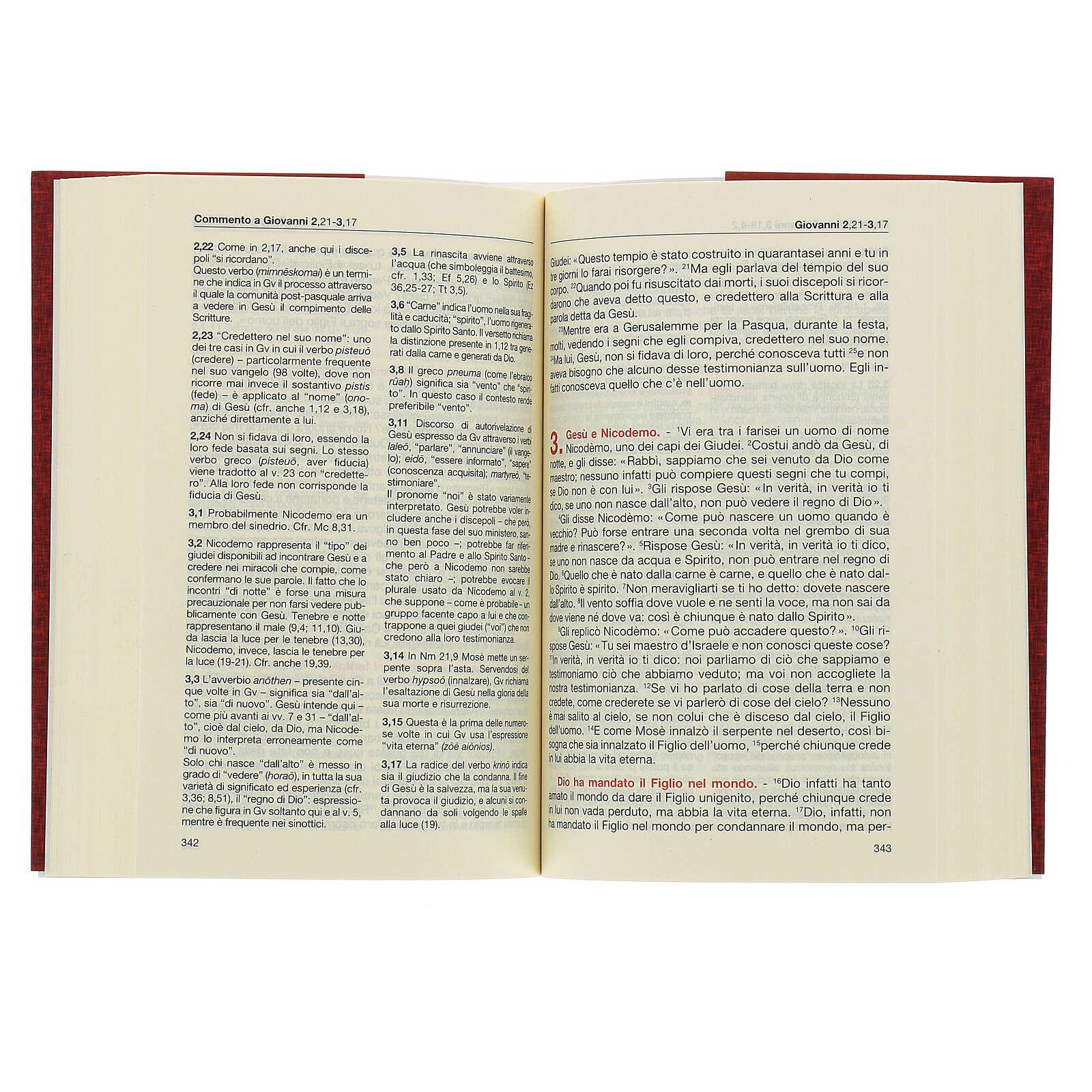 Evangelio y Actos de los Apóstoles, nueva edición 4