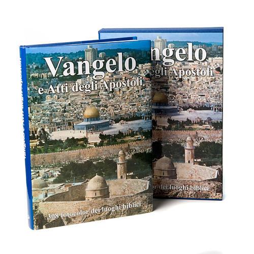 Évangile et Actes des Apôtres, 308 photos ITALIEN 1