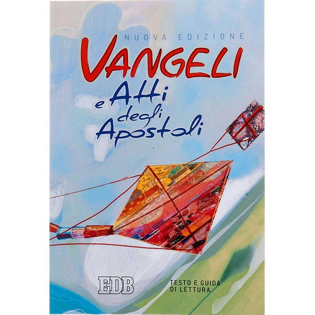Evangile et actes des apôtres nouvelle édition IT 4