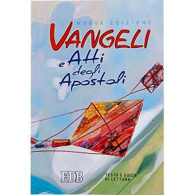 Evangile et actes des apôtres nouvelle édition IT s1