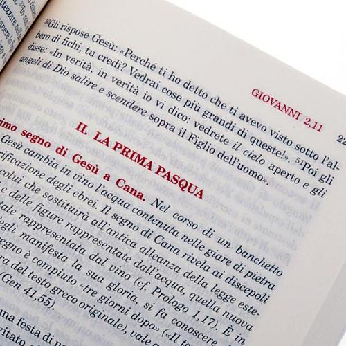Evangile et actes des apôtres nouvelle édition IT 2