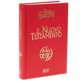 Évangiles: Le nouveau testament, bible de Jérusalem ITALIEN