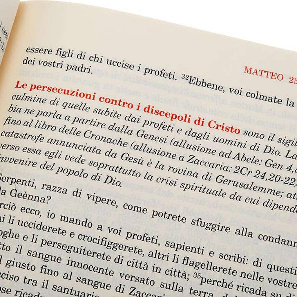 Evangile et actes des apôtres nouvelle édition ITA 4
