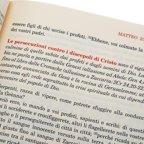 Evangile et actes des apôtres nouvelle édition ITA 2