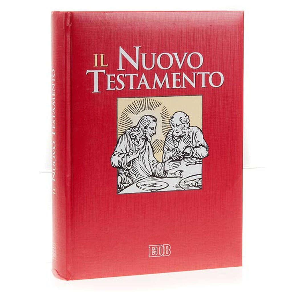 Il Nuovo Testamento copertina rigida morbida 4
