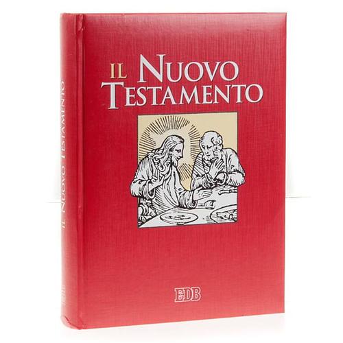 Il Nuovo Testamento copertina rigida morbida 1