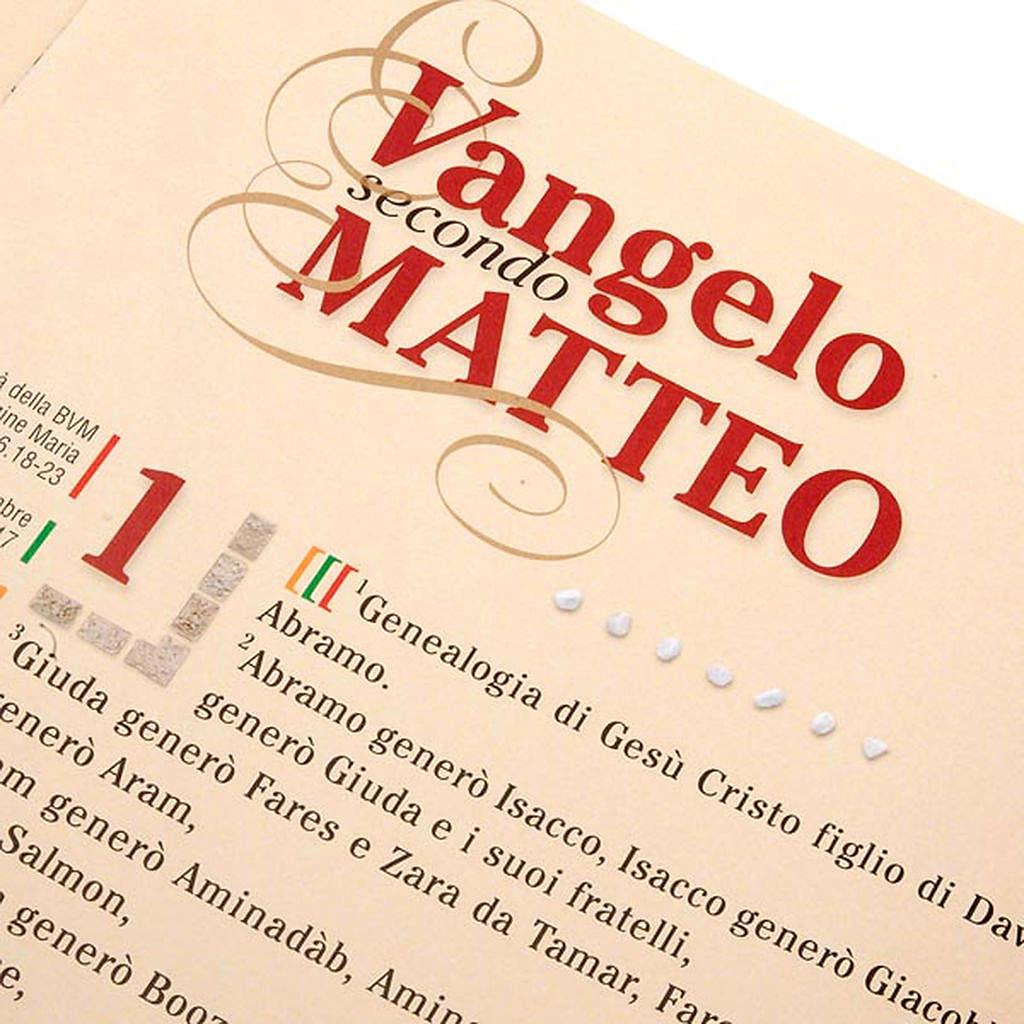 Evangiles avec images en couleur ITALIEN 4