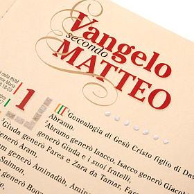 Evangiles avec images en couleur ITALIEN s7