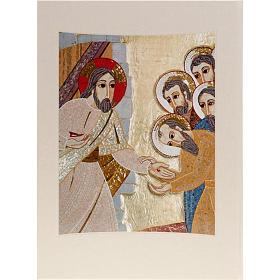 Evangelario con illustrazioni a colori s9
