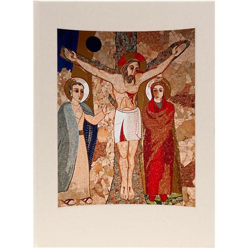 Evangelario con illustrazioni a colori 1