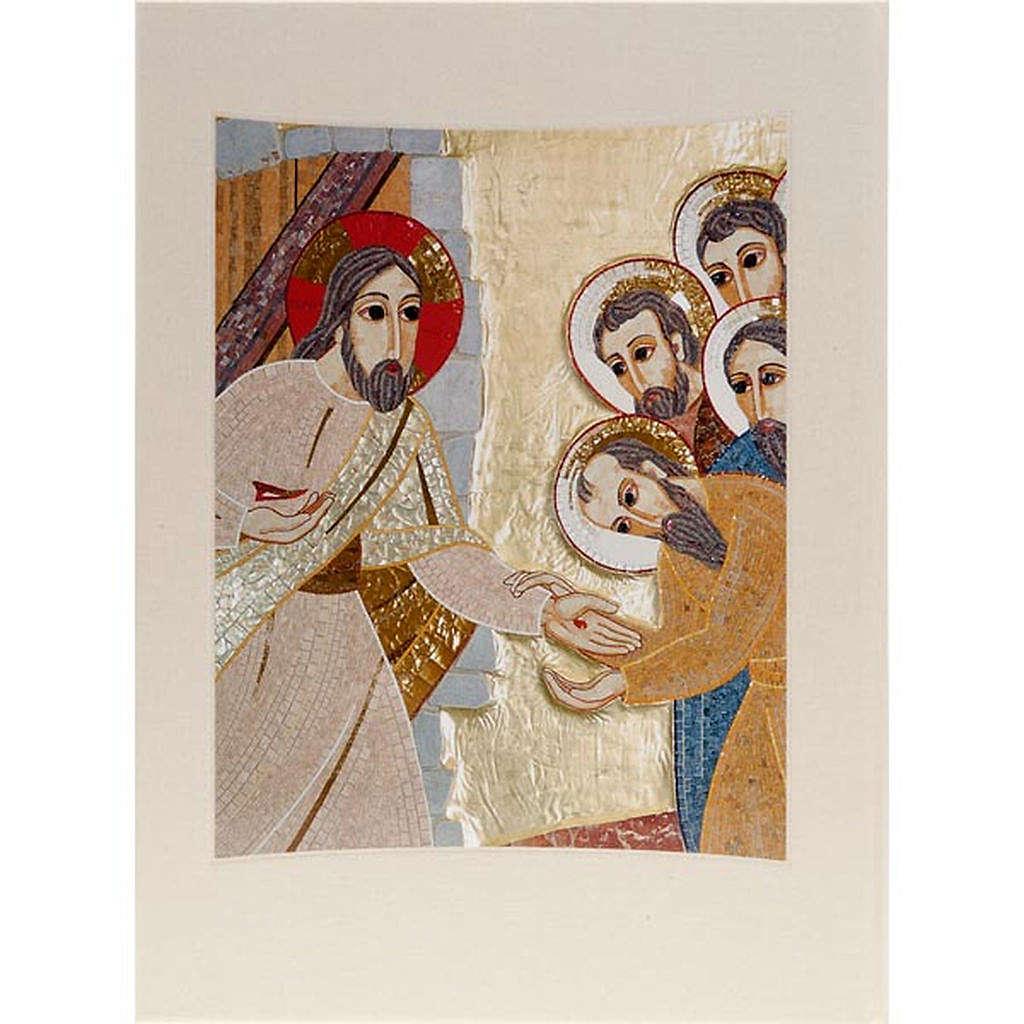 Evangeliário Ilustrado em ITALIANO 4