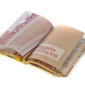 Gospel Book, ambon edition with colour illustrations