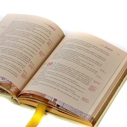 Evangiles avec images en couleur pour ambon ITALIEN 4