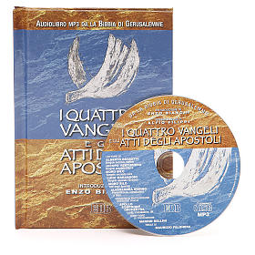 The four Gospels and the Acts of the Apostles CD s1