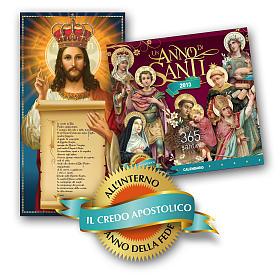 Calendario 2013 Un Anno di Santi s1