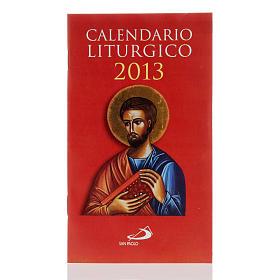 Calendario liturgico anno 2013 s1