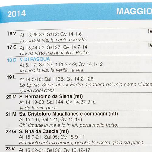 Calendario liturgico 2014 ed. Vaticana 2