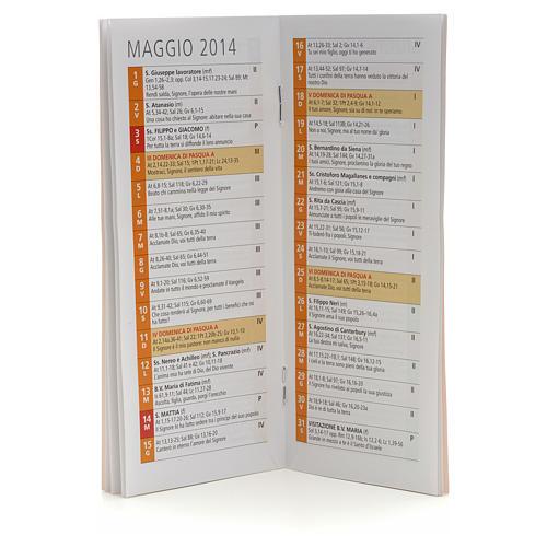 Calendario liturgico 2014 EDB 2