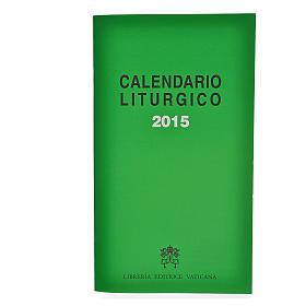 Calendario Liturgico 2015 editrice Vaticana s1