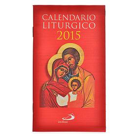 Calendario Liturgico 2015 San Paolo s1