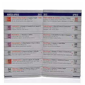 Calendario Liturgico 2015 San Paolo s2