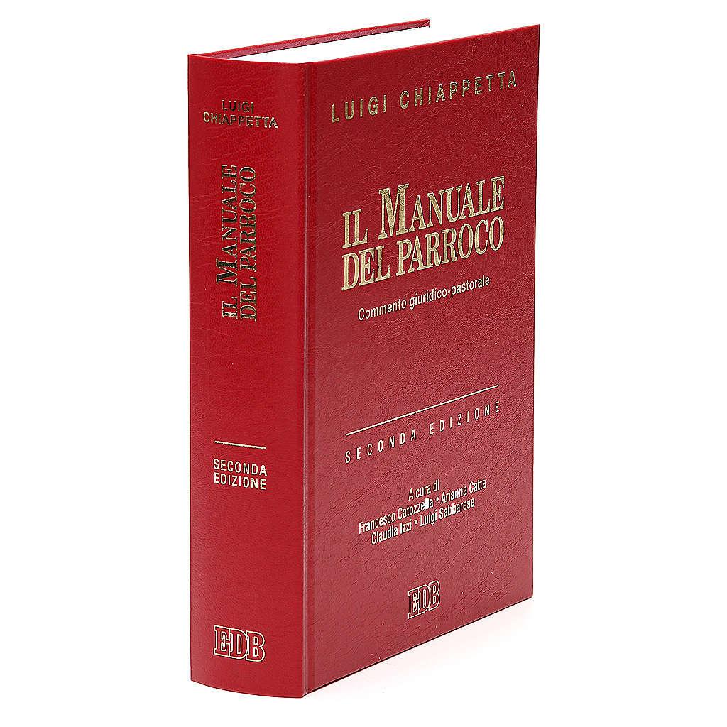 Manuale del parroco. Commento Giuridico - pastorale 4