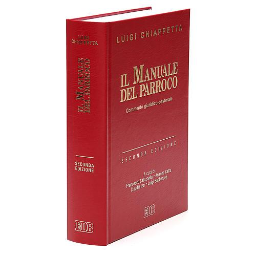 Manuale del parroco. Commento Giuridico - pastorale 2